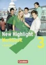 New Highlight - Allgemeine Ausgabe 3: 7. Schuljahr. Workbook mit Text-CD