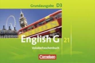 Schwarz, Hellmut English G 21. Grundausgabe D 3. Vokabeltaschenbuch