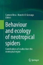 Carmen Viera,   Marcelo O. Gonzaga Behaviour and Ecology of Spiders