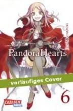 Mochizuki, Jun Pandora Hearts 06