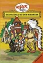 Dräger, Lothar Die Digedags. Amerikaserie 04. Die Digedags bei den Indianern