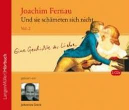 Fernau, Joachim Und sie schämeten sich nicht 2
