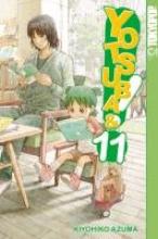 Azuma, Kiyohiko Yotsuba&! 11