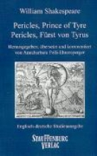 Shakespeare, William Pericles, Prince of Tyre Pericles, Frst von Tyrus