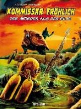 Hagenow, Stephan Der Mrder aus der Elbe - Kommissar Frhlich 3