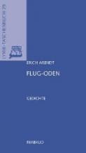 Arendt, Erich Smtliche Gedichte Flug-Oden