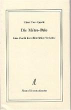 Appold, Claas U Die Métro-Pole