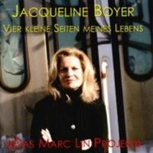 Boyer, Jacqueline Vier kleine Seiten meines Lebens