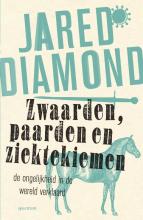 Jared  Diamond Zwaarden, paarden en ziektekiemen