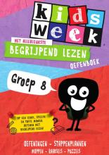 Kidsweek , Het allerleukste begrijpend lezen oefenboek