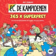 Hec  Leemans F.C. De Kampioenen 365 x Superpret