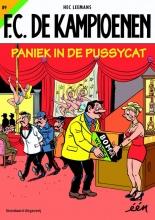 Hec  Leemans F.C. De Kampioenen 089 Paniek in Pussycat