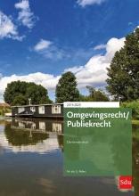 E. Alders , Omgevingsrecht Publiekrecht. Editie 2019-2020