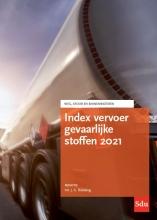 J.G. Buissing , Index Vervoer Gevaarlijke Stoffen 2021