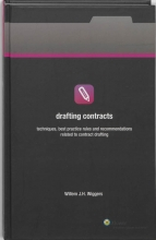 Willem J.H.  Wiggers Drafting contracts