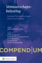 , Compendium Vennootschapsbelasting