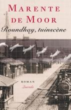Marente de Moor Roundhay, tuinscene