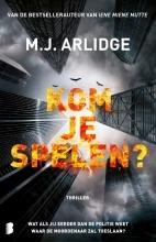 M.J. Arlidge , Kom je spelen?