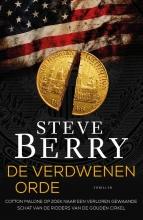 Steve  Berry De verdwenen orde