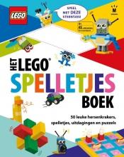 , Het LEGO Spelletjes boek