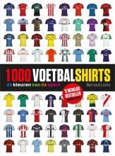 Bernard Lions , 1000 Voetbalshirts