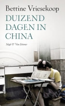Bettine  Vriesekoop Duizend dagen in China