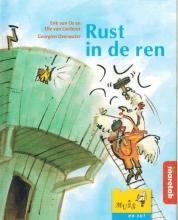 Elle van Lieshout Erik van Os, Rust in de ren