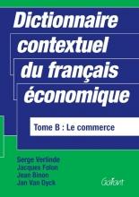 Verlinde , Dictionnaire contextuel francais economique B