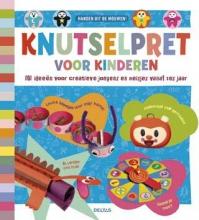 Christophe  Boncens, Denis  Cauquetoux, Mayumi  Jezewski Knutselpret voor kinderen