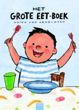 Guido Van Genechten Het grote eet-boek (Clavisje)
