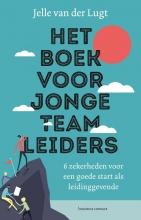 Jelle van der Lugt , Het boek voor jonge teamleiders