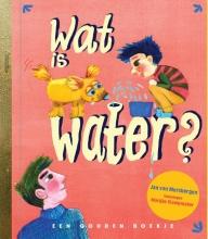 Jan van Mersbergen , Wat is water?