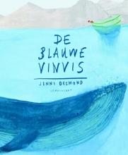 Jenni  Desmond De blauwe vinvis
