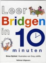 Byfield, Brian Leer bridgen in 10 minuten