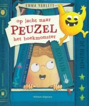 Emma Yarlett , Op jacht naar Peuzel het boekmonster