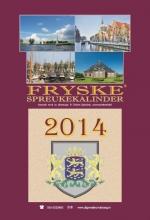 Fryske spreukekalinder  2014