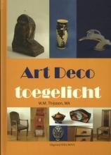 Willemien  Thijssen Art deco toegelicht