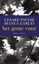 Cesare  Pavese, Bianca  Garufi Het grote vuur