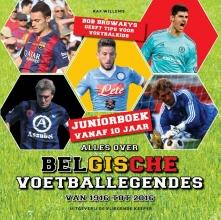 Raf  Willems Alles over Belgische voetballegendes