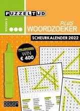 , Puzzeltijd Woordzoeker Scheurkalender 2022