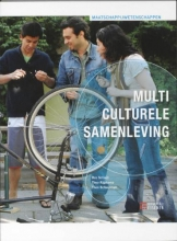 Theo Schuurman Theo Rijpkema  Bas Schuijt, Multiculturele samenleving HAVO/VWO Themakatern