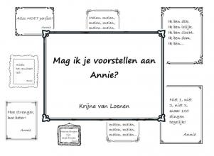 Krijna van Loenen , Mag ik je voorstellen aan Annie?