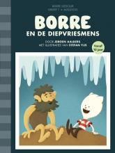Jeroen  Aalbers Borre en de diepvriesmens