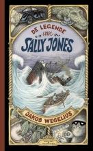 Jakob  Wegelius De legende van Sally Jones