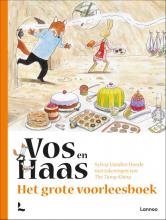 Sylvia Vanden Heede , Het grote voorleesboek van Vos en Haas