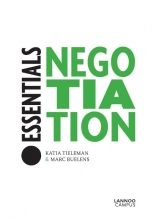 Katia  Tieleman, Marc  Buelens Essentials - Negotiation