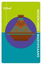 Ankie van Pel , Van Dale Pocketwoordenboek Nederlands-Marokkaans