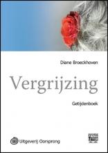 Diane  Broeckhoven Vergrijzing - grote letter uitgave
