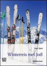 Leni  Saris Winterreis met Joël - grote letter uitgave