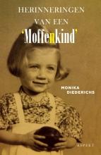 Monika Diederichs , Herinneringen van een `moffenkind`
